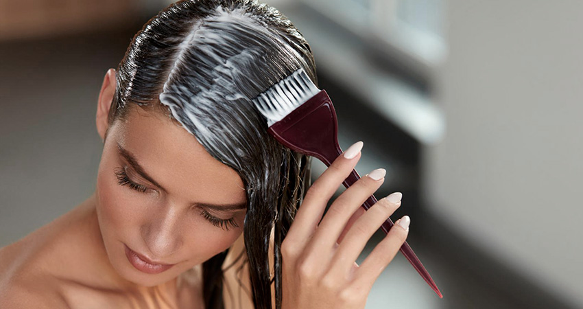 Маска для волос «Мон Платин»