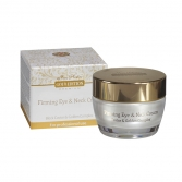 Mon Platin Gold Edition Premium Крем для кожи вокруг глаз и шеи, обогащенный экстрактом черной икры 50 мл.  GE 04