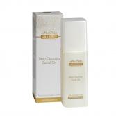 Mon Platin Gold Edition Premium Гель для очистки кожи лица, обогащенный экстрактом черной икры 200 мл.  GE 10